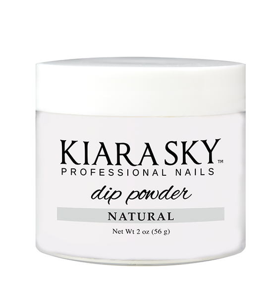 Kiara Sky 2oz DIP POWDER - NATURAL