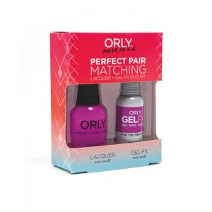 Orly Perfect Pair Matching - For The First Time