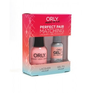 Orly Perfect Pair Matching - Cool In California