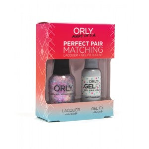 Orly Perfect Pair Matching - Anything Goes