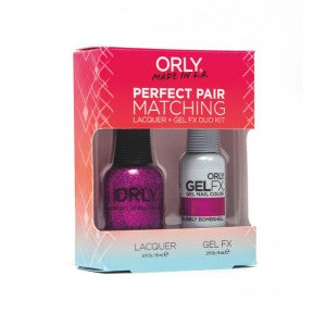 Orly Perfect Pair Matching - Bubbly Bombshell