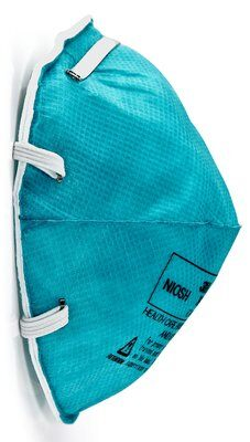 3M™ Health Care Particulate Respirator and Surgical Mask 1860, N95 20pack