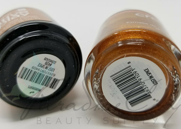 CND Creative Play Matching Gel Polish & Nail Lacquer - #420 Lost In Spice