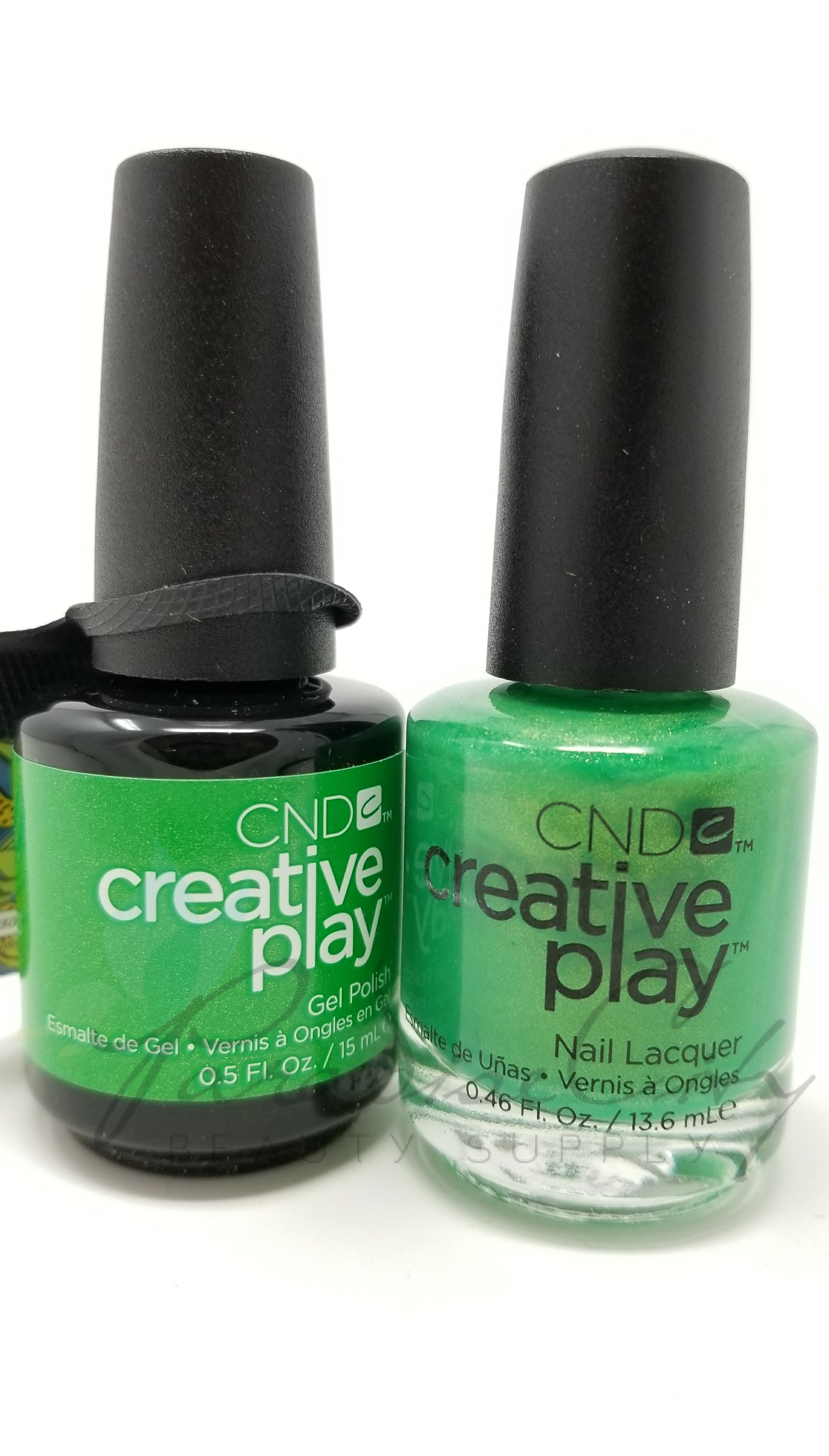 CND Creative Play Matching Gel Polish & Nail Lacquer - #430 Love It ...