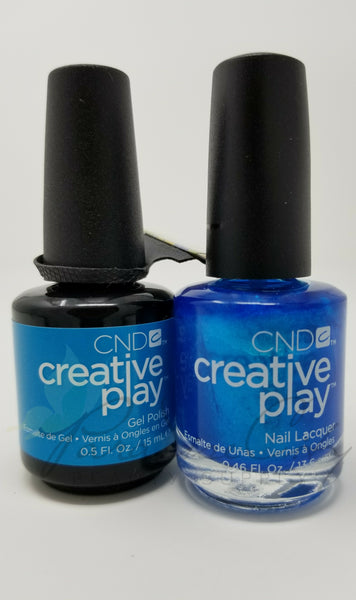 CND Creative Play Matching Gel Polish & Nail Lacquer - #439 Ship-Notized