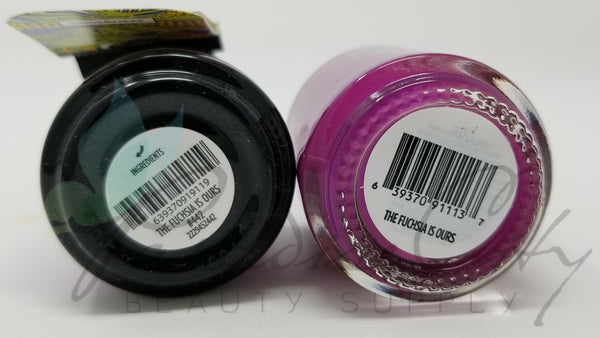 CND Creative Play Matching Gel Polish & Nail Lacquer - #442 The Fuchsia Is Ours