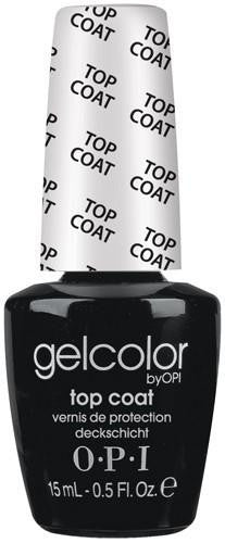 OPI GelColor Essentials - Gel Top Coat