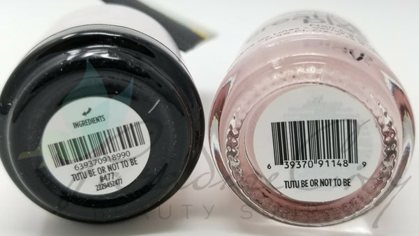 CND Creative Play Matching Gel Polish & Nail Lacquer - #477 Tutu Or Not To Be