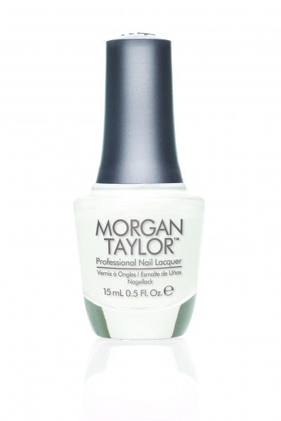 Morgan Taylor Nail Lacquer - All White Now  50000