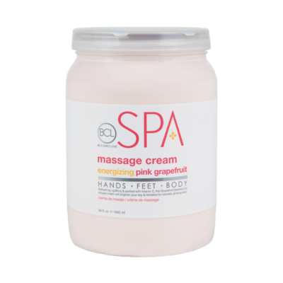BCL Spa Energizing Pink Grapefruit 128oz (1gal) Hawaii Only