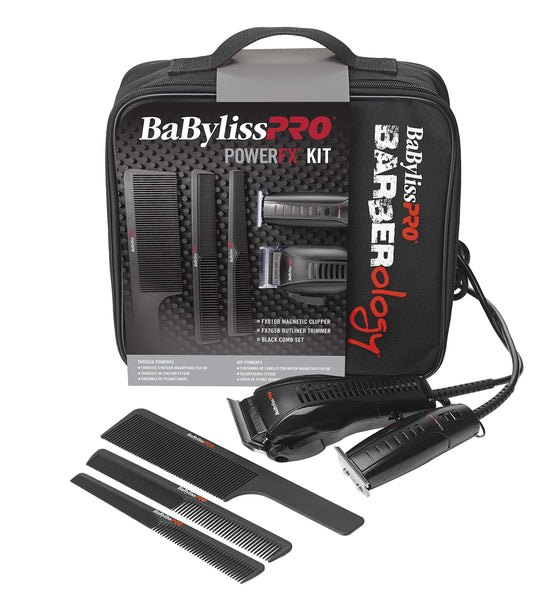 BaBylissPRO Powerfx Kit Fx810b and Fx765b Combo