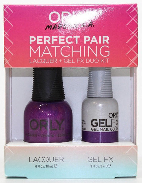 Orly Perfect Pair Matching - Celebrity Spotting