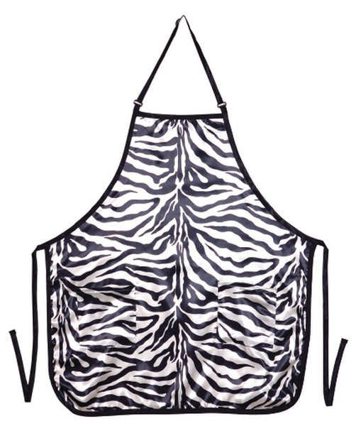 Cricket Cover - Zebra Apron