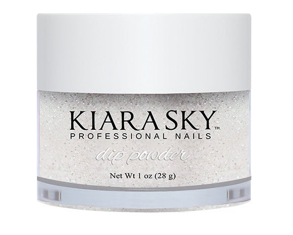 Kiara Sky Dip Powder - D469 WINTER WONDERLAND