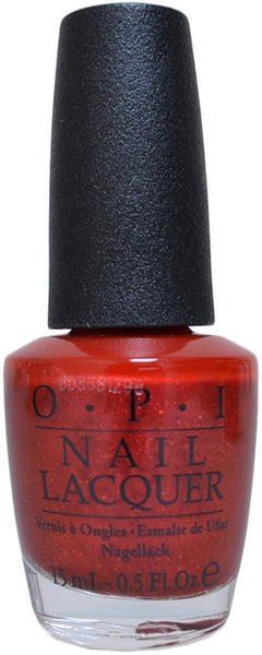 OPI Nail Lacquer - HR H08 FIRE ESCAPE RENDEVOUS