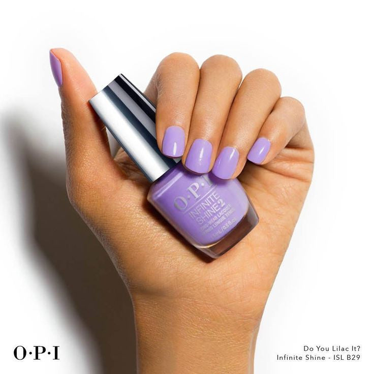 OPI Infinite Shine - Do You Lilac It ISL B29