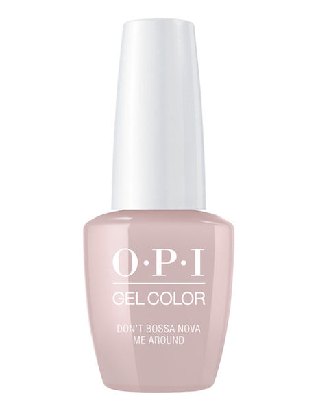 OPI GelColor (2017 Bottle) - Don't Bossa Nova Me Around