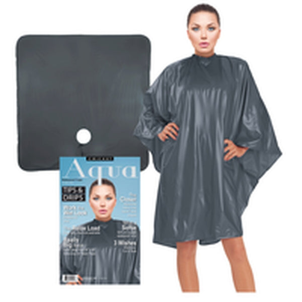 Cricket Aqua - E-Cape Slate Waterproof Cape