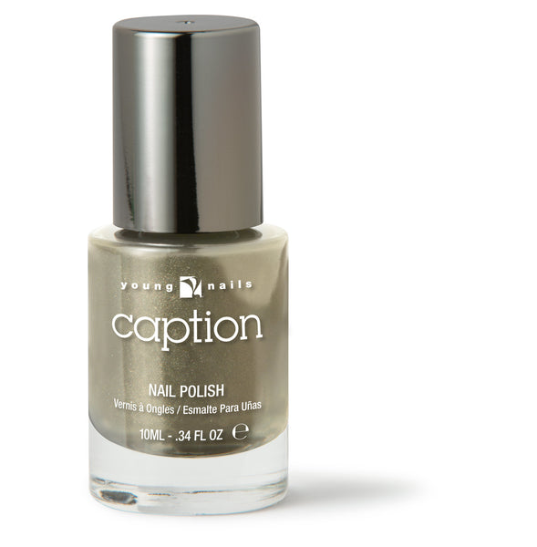Young Nails - CAPTION POLISH EAT MY DUST