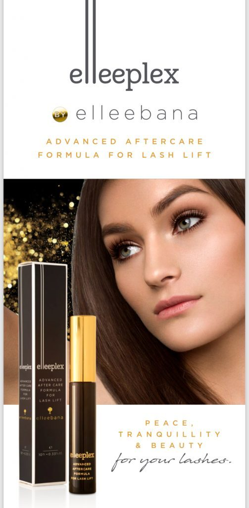 Elleebana - Elleeplex Advanced Aftercare Formula for Lash Lift