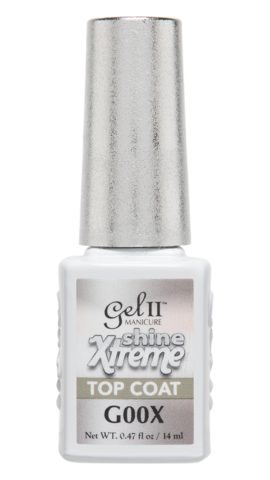 La Palm - Gel II Xtreme Shine Top Coat - G00X
