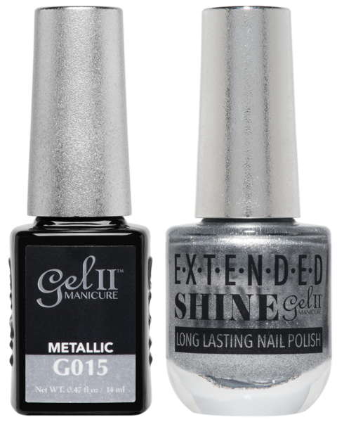 La Palm - ES015 Metallic Gel II LONG LASTING NAIL POLISH