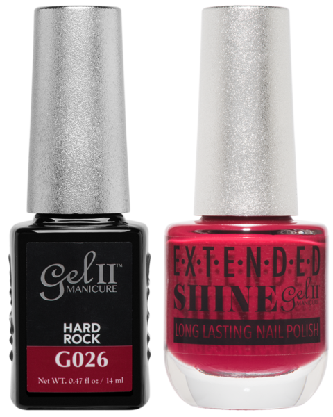 La Palm - G026 Hard Rock Gel II Gel Polish