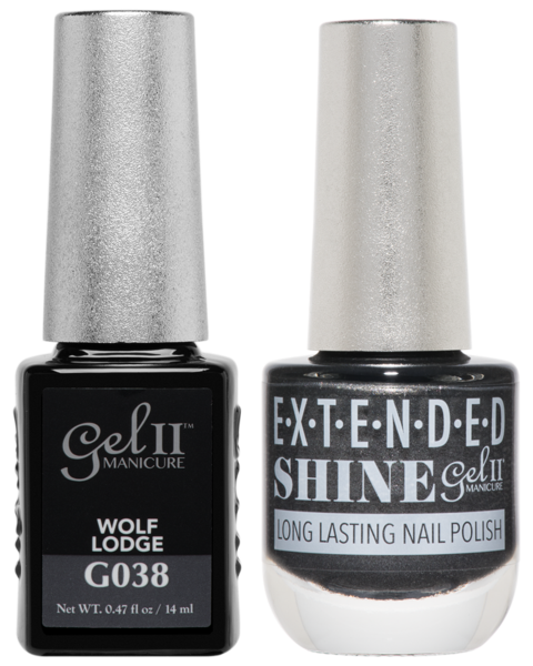 La Palm - ES038 Wolf Lodge Gel II LONG LASTING NAIL POLISH