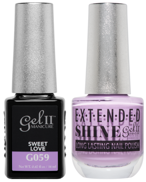 La Palm - G059 Sweet Love Gel II Gel Polish