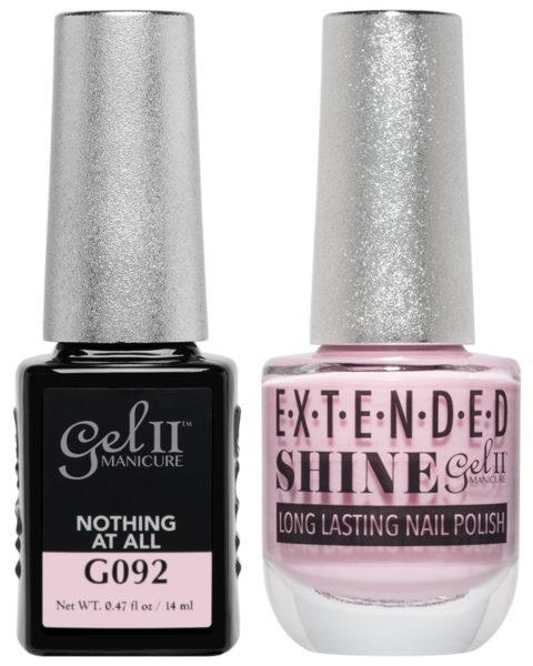 La Palm - G092 Nothing At All Gel II Gel Polish