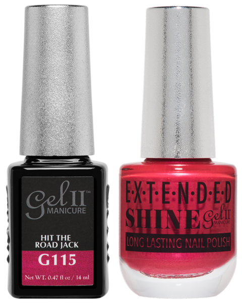 La Palm - ES115 HIT THE ROAD JACK Gel II LONG LASTING NAIL POLISH
