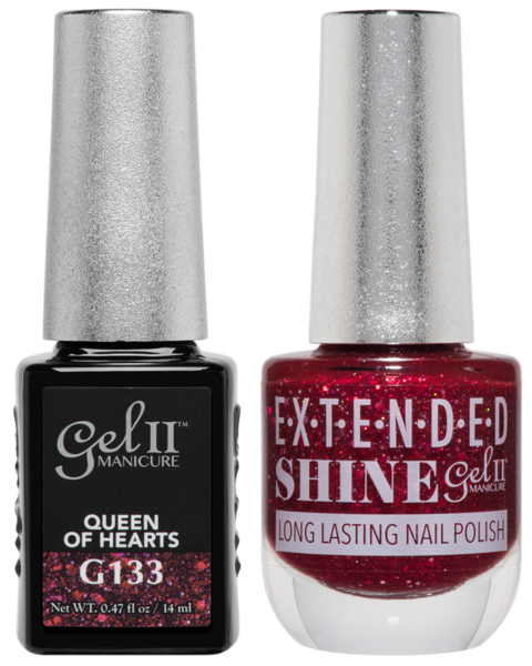 La Palm - G133 Queen Of Hearts Gel II Gel Polish