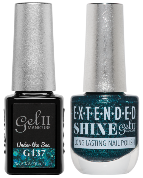 La Palm - ES137 Under the Sea Gel II LONG LASTING NAIL POLISH