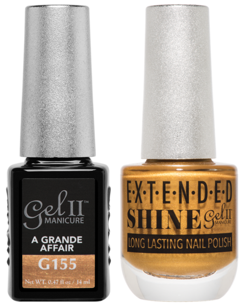 La Palm - ES155 A Grande Affair Gel II LONG LASTING NAIL POLISH