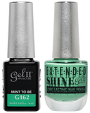 La Palm - ES162 Mint To Be Gel II LONG LASTING NAIL POLISH