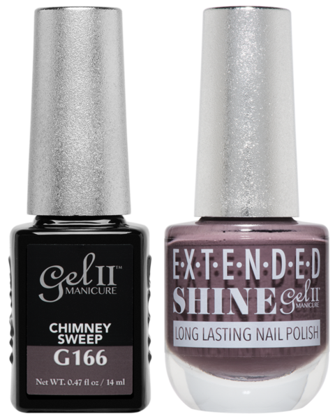 La Palm - ES166 Chimney Sweep Gel II LONG LASTING NAIL POLISH