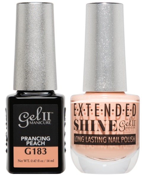 La Palm - ES183 Prancing Peach Gel II LONG LASTING NAIL POLISH