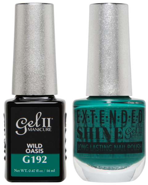 La Palm - ES192 Wild Oasis Gel II LONG LASTING NAIL POLISH