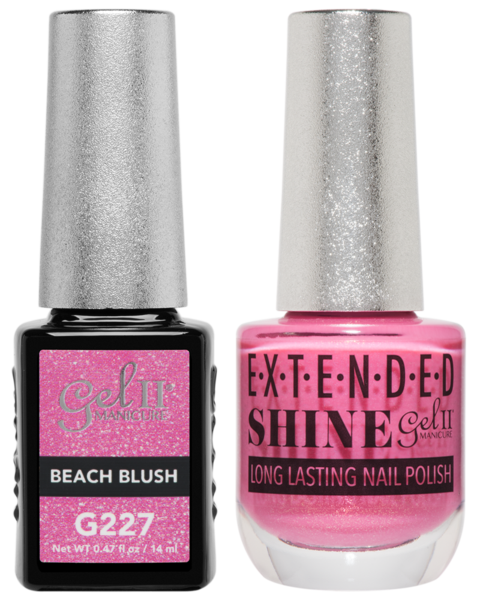 La Palm - ES227 Beach Blush Gel II LONG LASTING NAIL POLISH