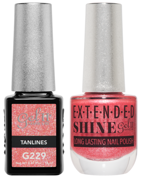 La Palm - ES229 Tanlines Gel II LONG LASTING NAIL POLISH