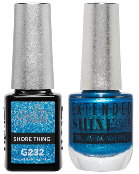 La Palm - ES232 Shore Thing Gel II LONG LASTING NAIL POLISH
