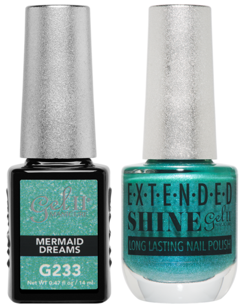 La Palm - ES233 Mermaid Dreams Gel II LONG LASTING NAIL POLISH