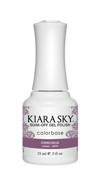 Kiara Sky Gel Polish - G410 CHINCHILLA KS GEL POLISH
