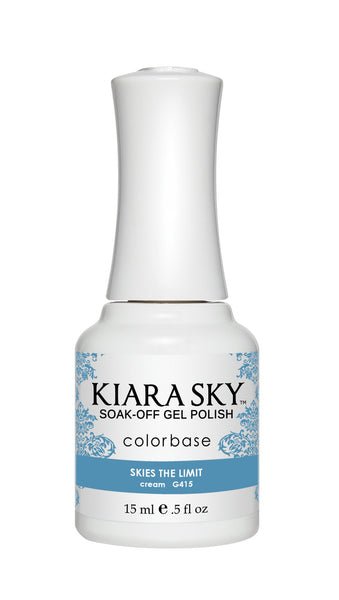 Kiara Sky Gel Polish - G415 SKIES THE LIMIT KS GEL POLISH