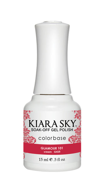 Kiara Sky Gel Polish - G425 GLAMOUR 101 KS GEL POLISH