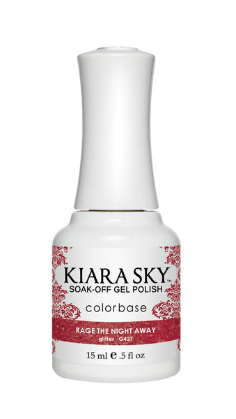 Kiara Sky Gel Polish - G427 RAGE THE NIGHT AWAY KS GEL POLISH