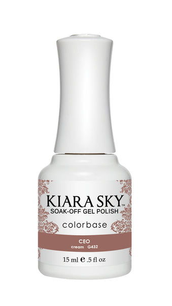 Kiara Sky Gel Polish - G432 CEO KS GEL POLISH
