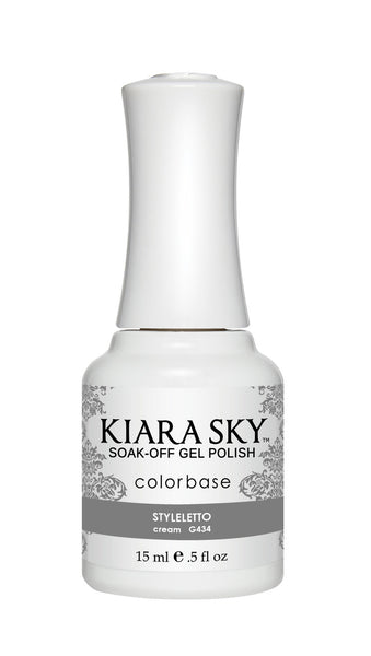 Kiara Sky Gel Polish - G434 STYLELETTO KS GEL POLISH