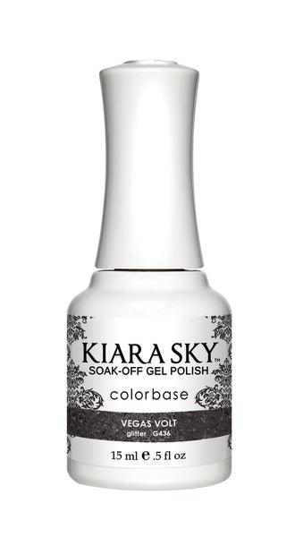 Kiara Sky Gel Polish - G436 VEGAS VOLT KS GEL POLISH
