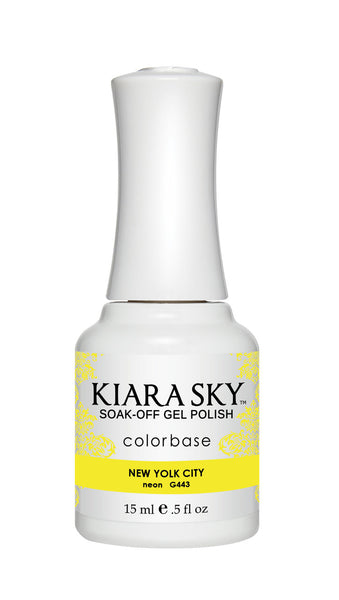 Kiara Sky Gel Polish - G443 NEW YOLK CITY KS GEL POLISH